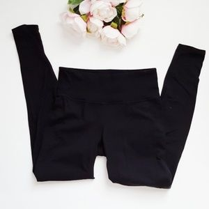 Athleta black ankle pants size small -C4